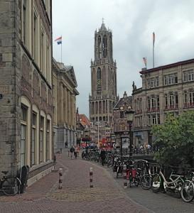 The Dom Tower, Utrecht